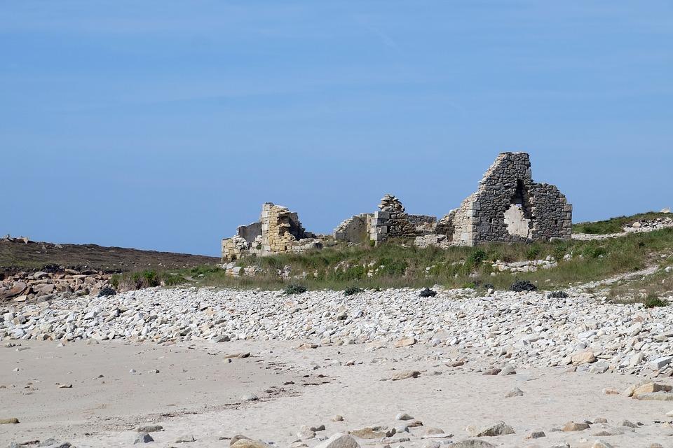 Bretagne ruine