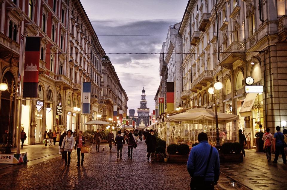 Centrum Milaan