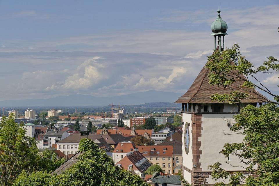 Freiburg Zwarte Woud