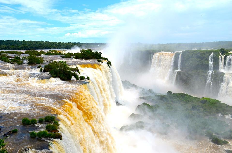 Igazú watervallen