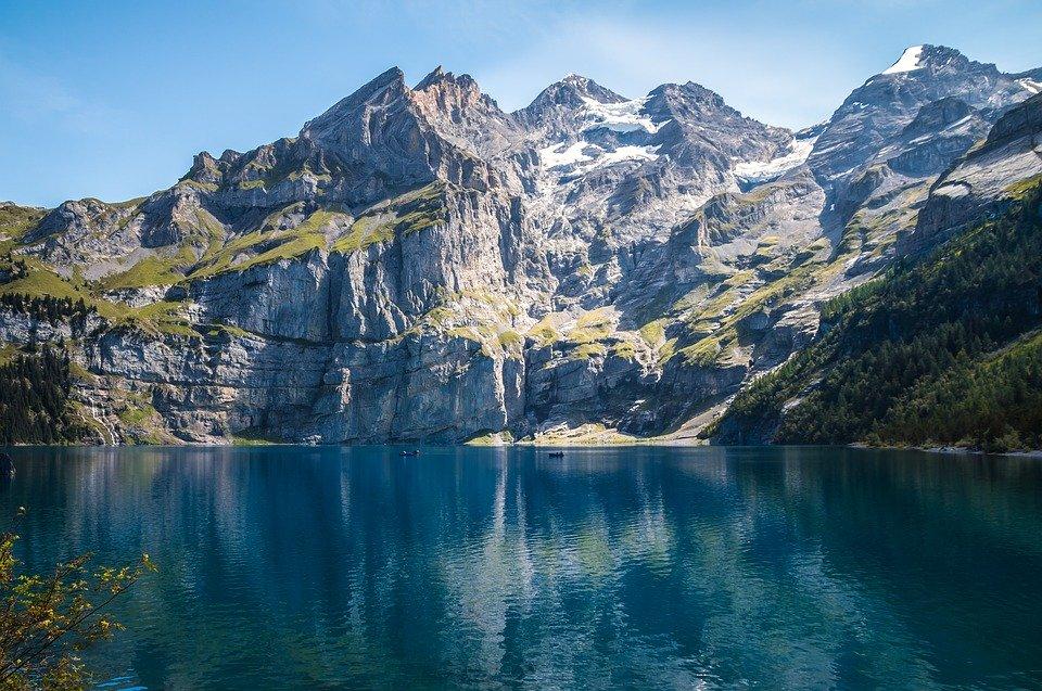 Kandersteg Zwitserland