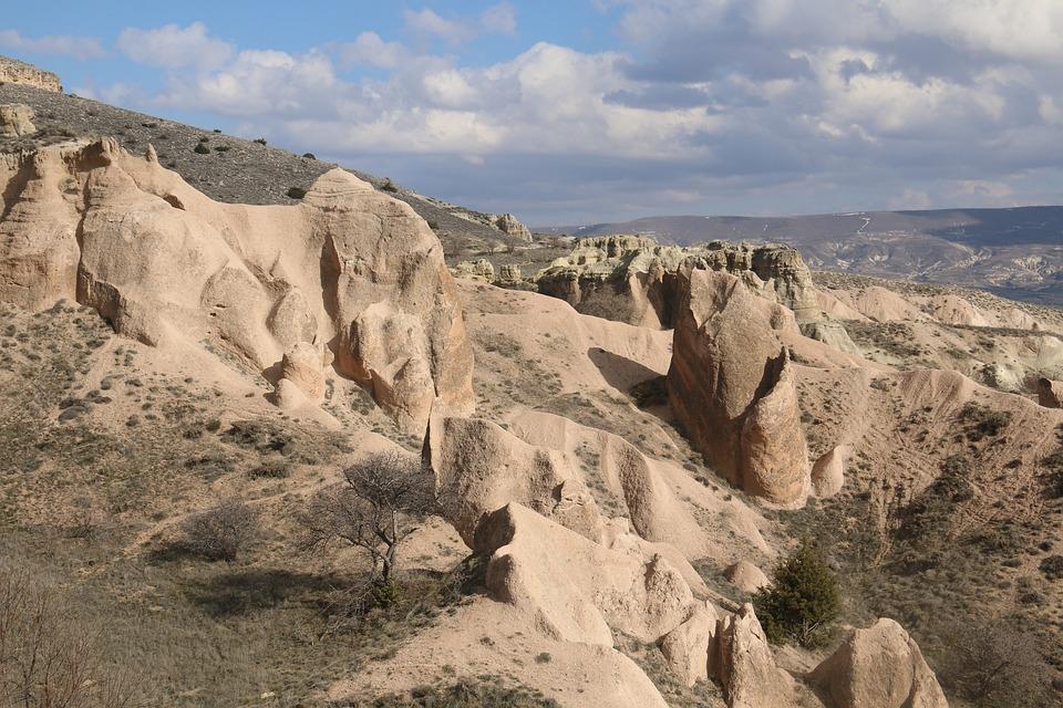 Kapadokya Turkije