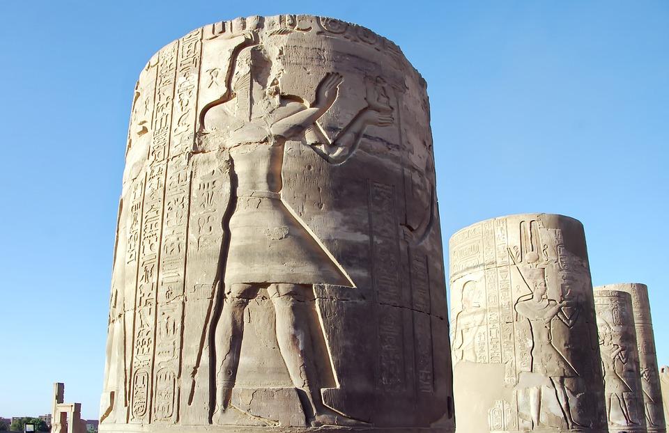 Karnak Egypte