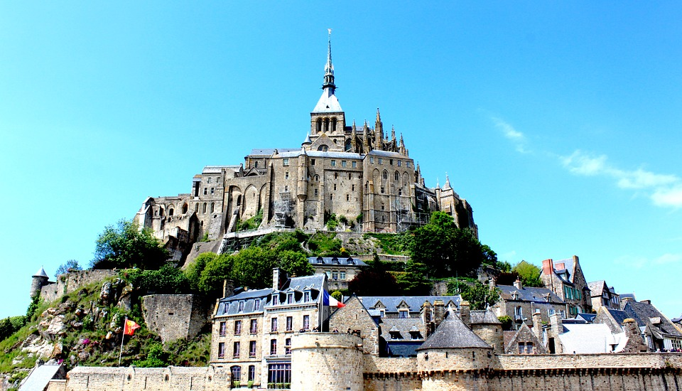 Mont Saint Michel Normandie