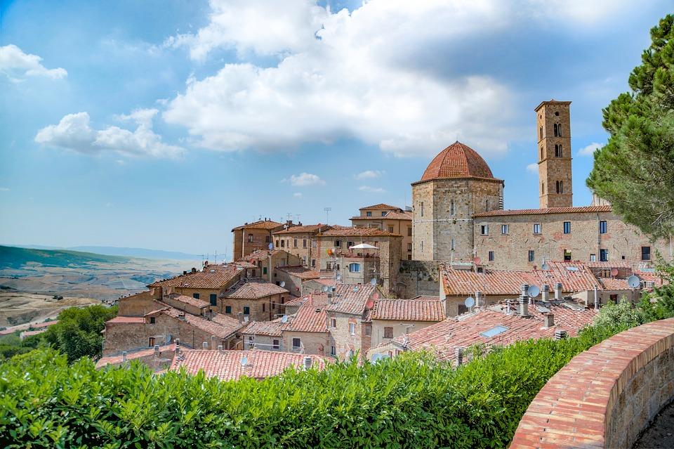 Volterra Italië