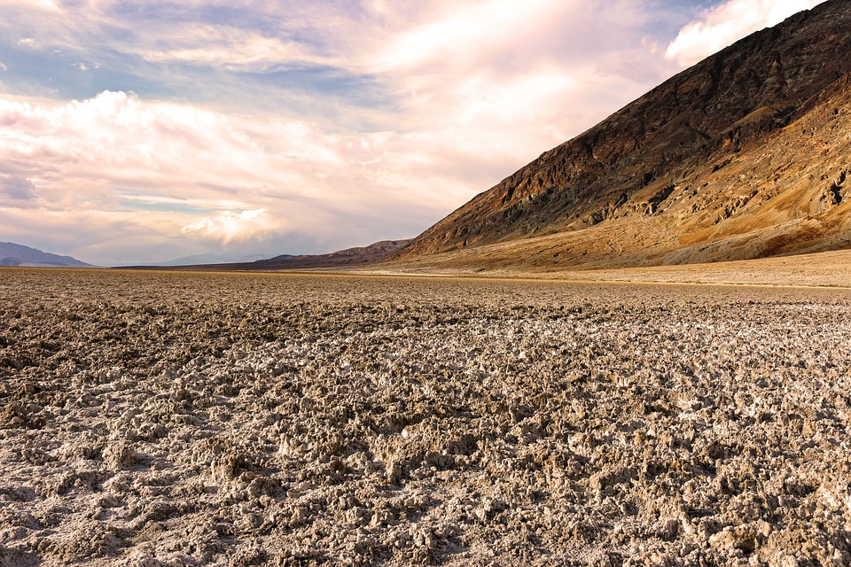 death valley VS