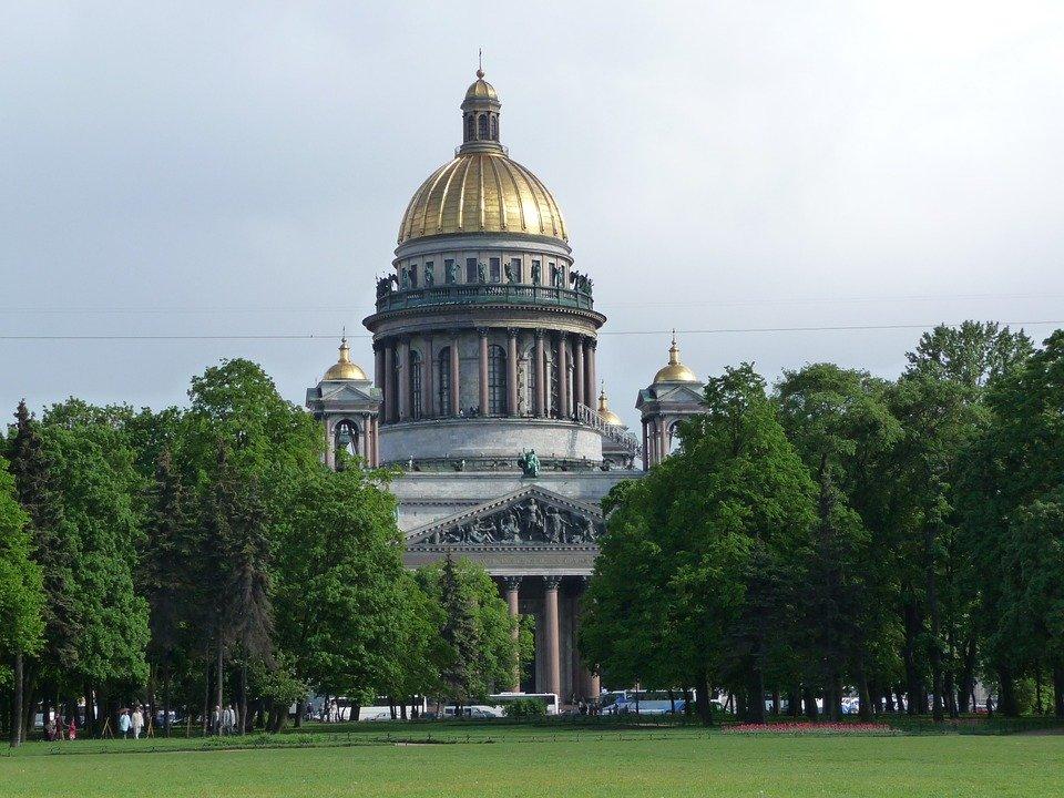 st Petersbrug Kathedraal
