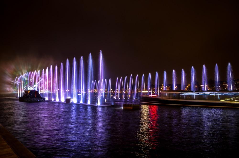 Amsterdam Light Festival Romantisch Boot
