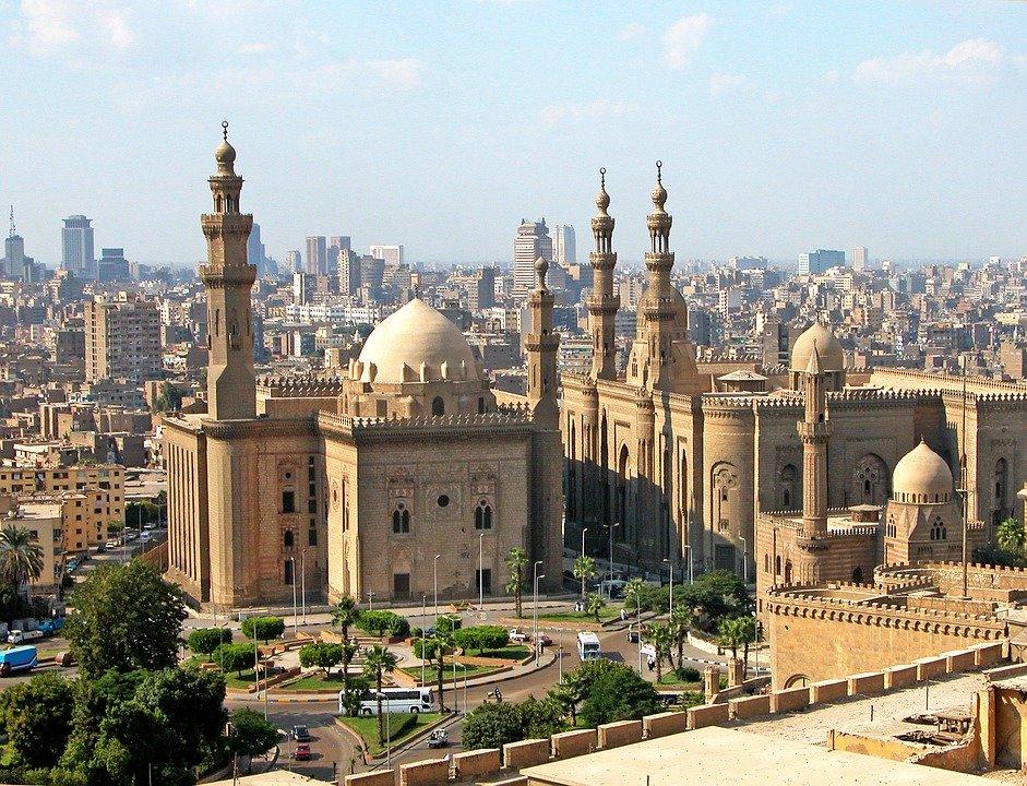 Cairo egypte mooie plekken