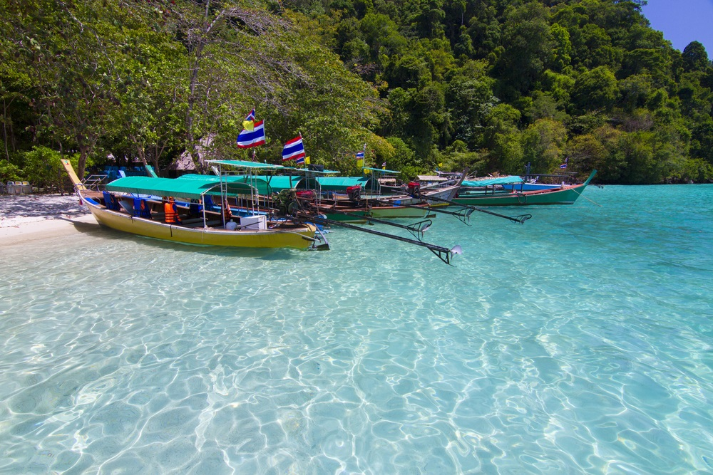 De Surin eilanden