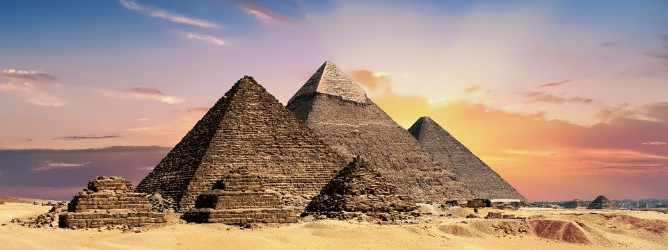 Egypte piramide