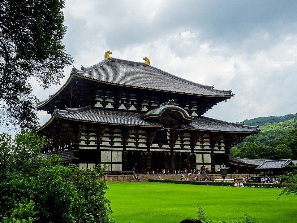todai-ji tempel japan nara