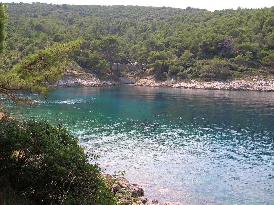Mali Losinj kroatie snorkelen