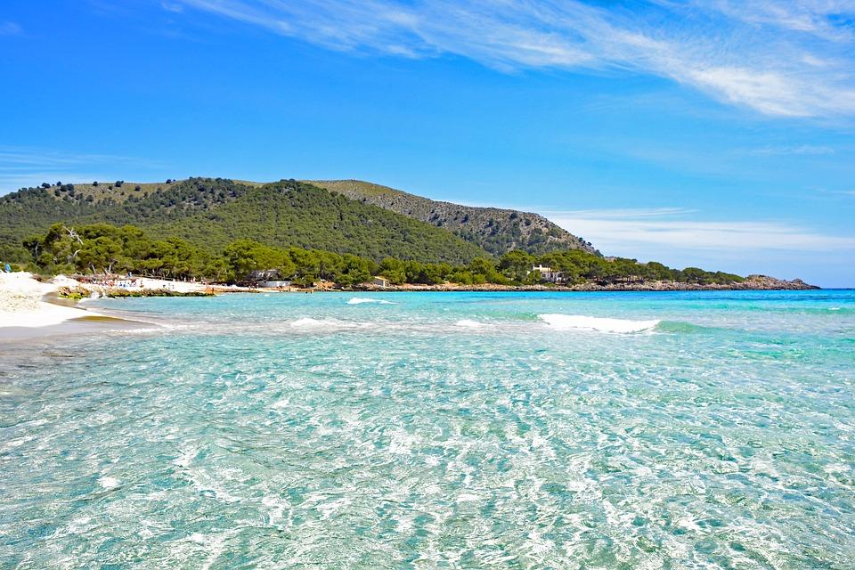 Mallorca snorkelen