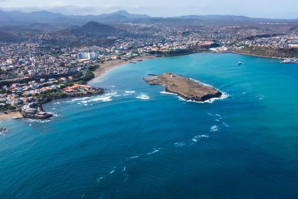 Praia Santiago Kaapverdië