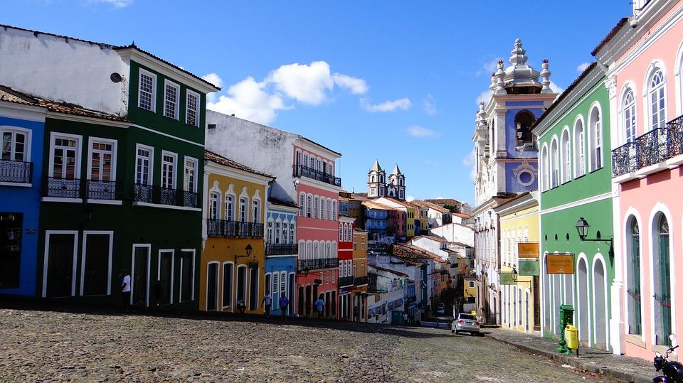 Salvador de Bahia Brazilie