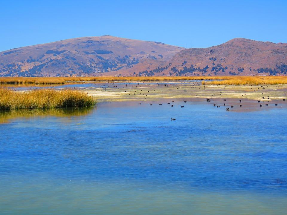 Titicameer Peru