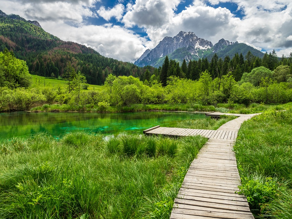 Triglav National Park Slovenie