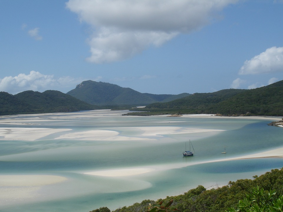 Whitsunday Australie