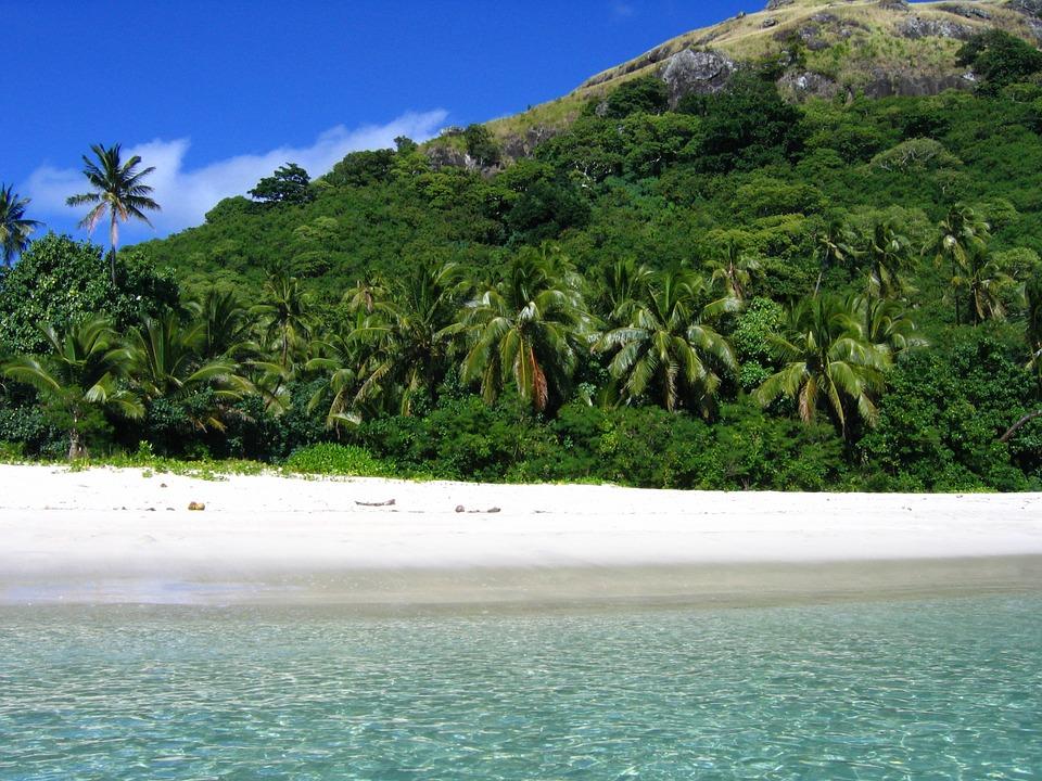 Yasawa eilanden fiji