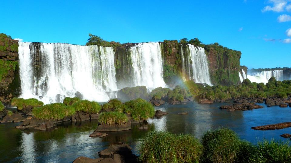 Iguazu Falls brazilie