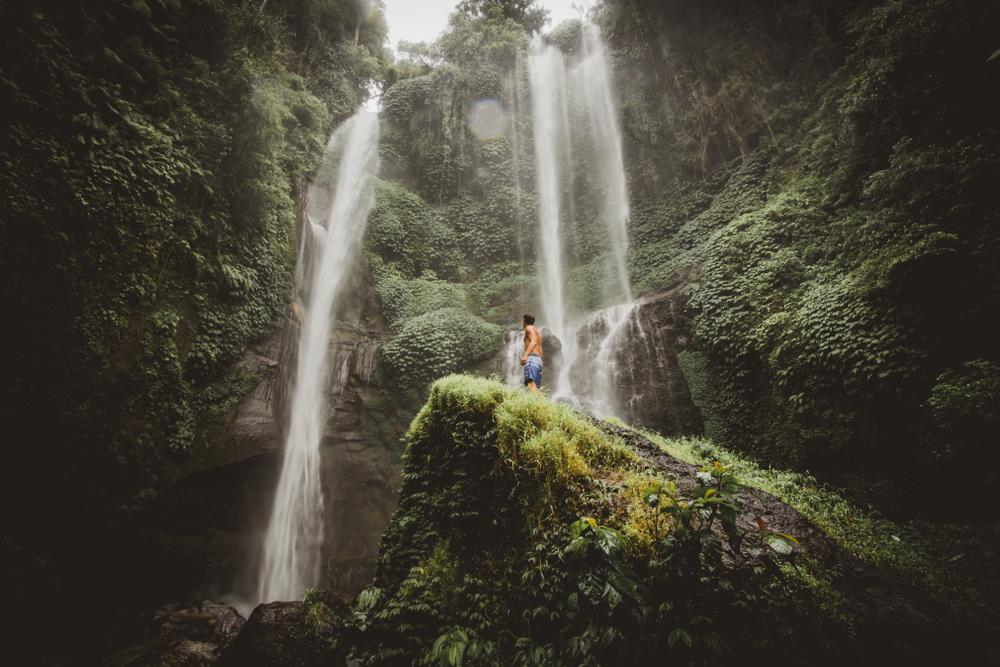 Sekumpul watervallen bali
