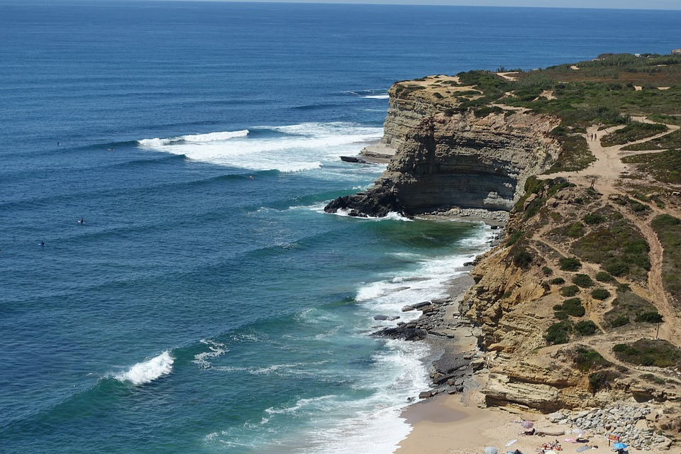 Ericeira portugal surfen europa