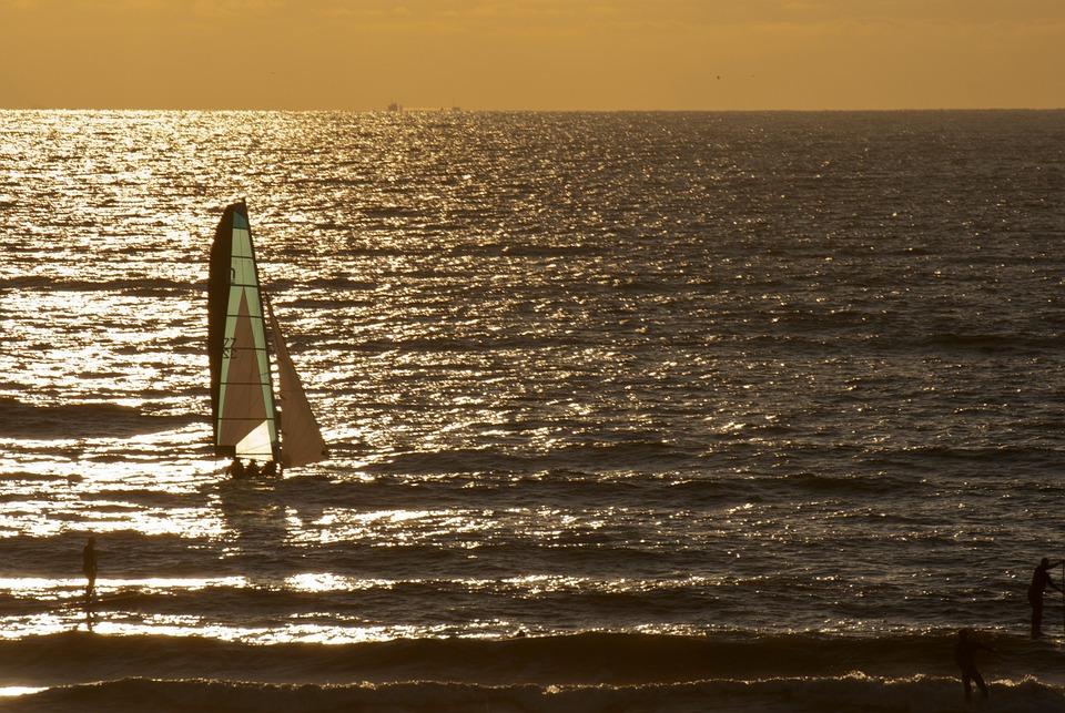 Zandvoort kitesurfen