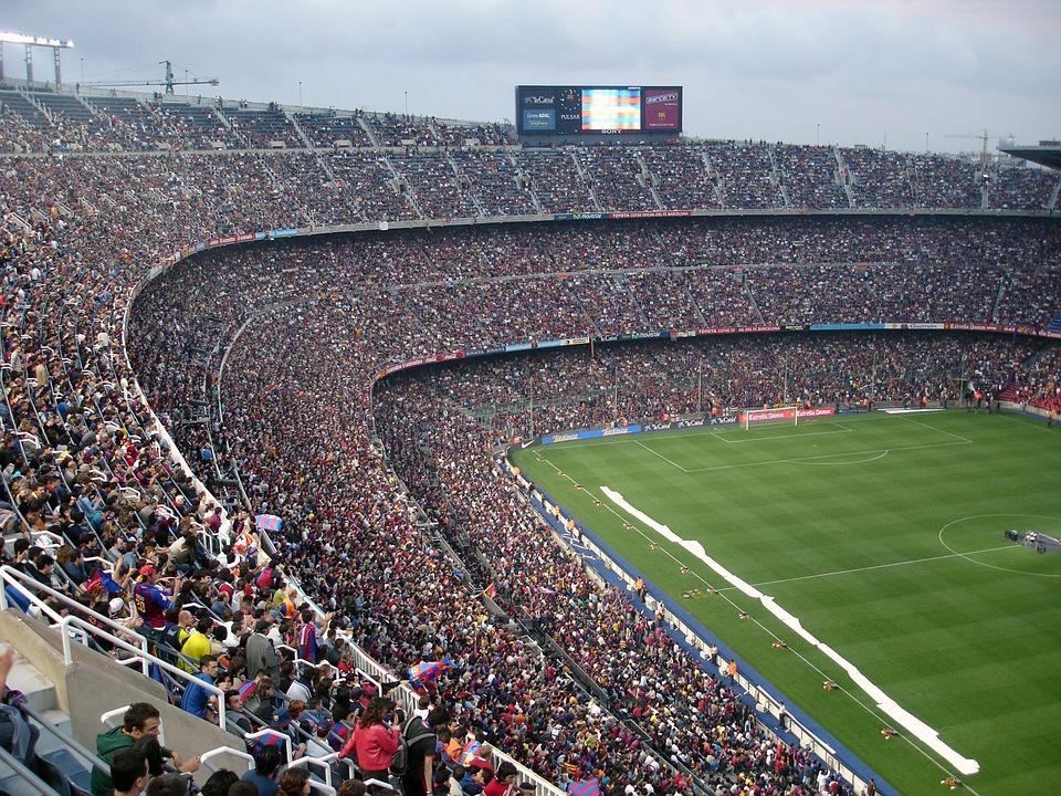 grootste voetbalstadion ter wereld camp nou