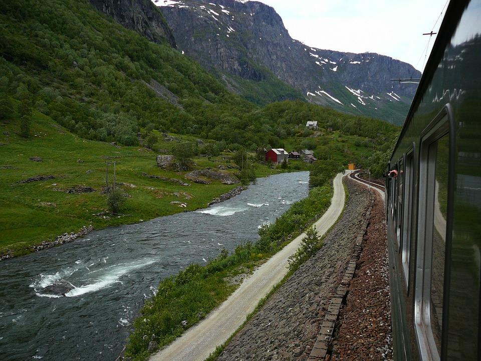 Flåmsbana treinreizen