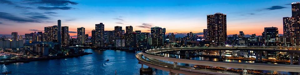 Tokyo regenboogbrug