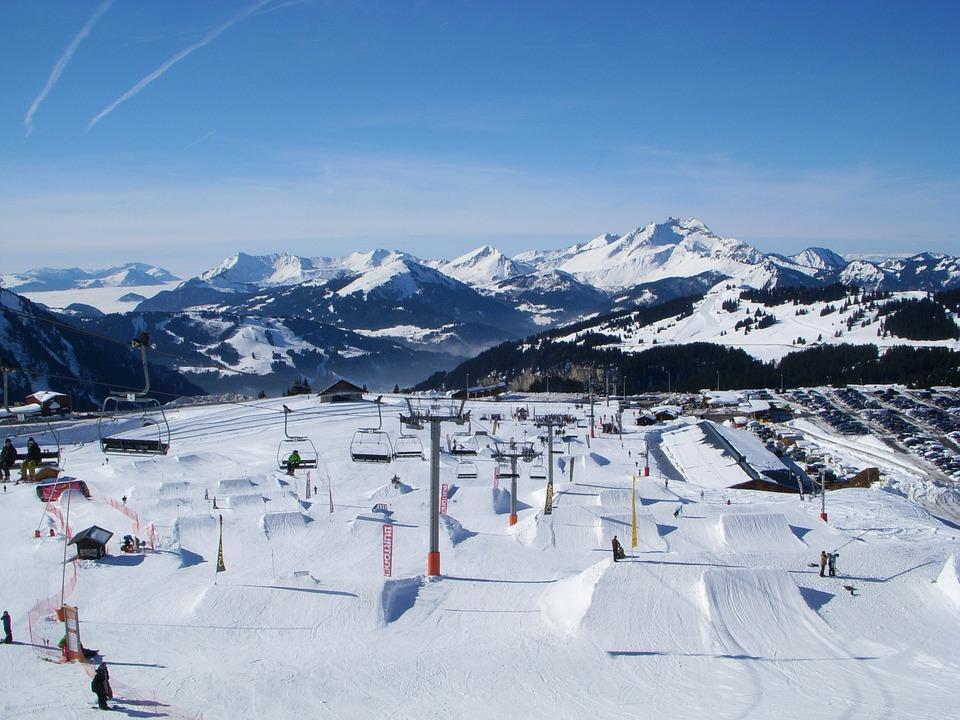 Avioraz skigebied