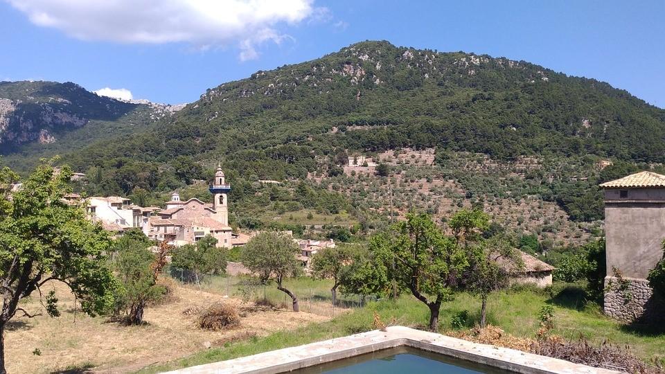 Bergdorp Valldemossa