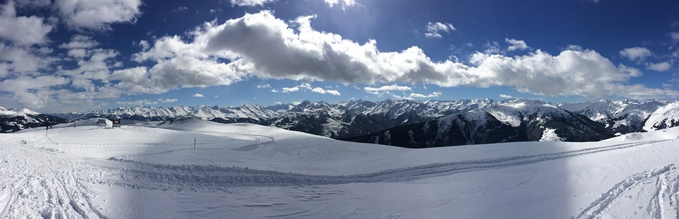Kitzbuhel skien