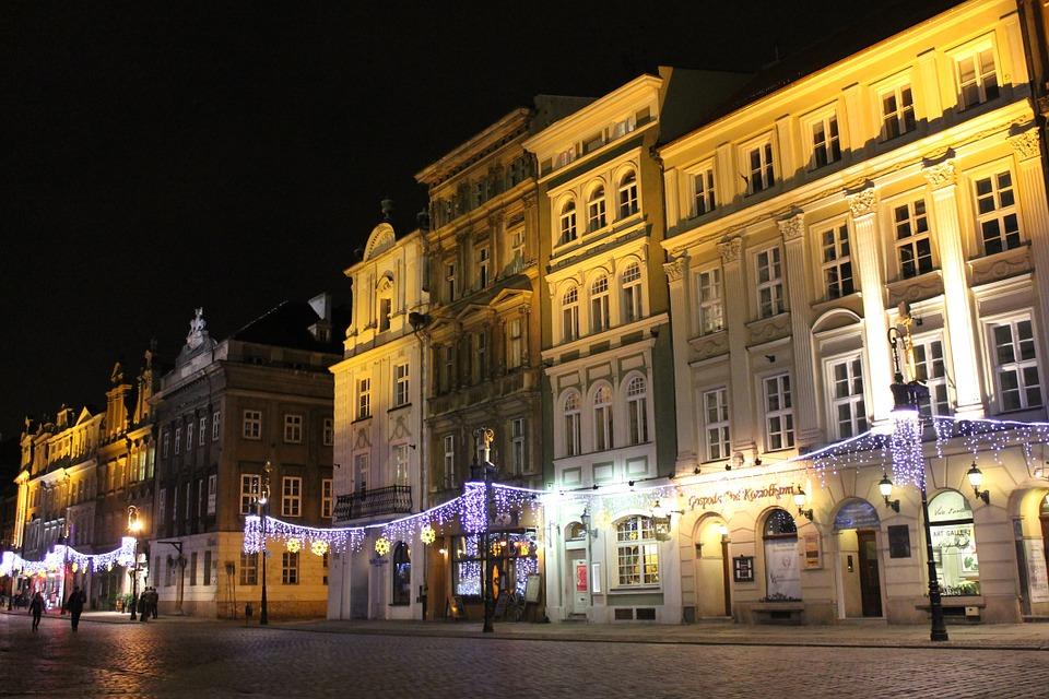 Poznan kerst