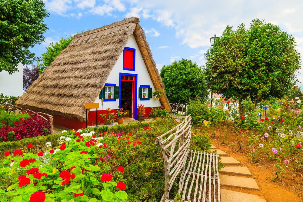 Huisjes van Santana Madeira
