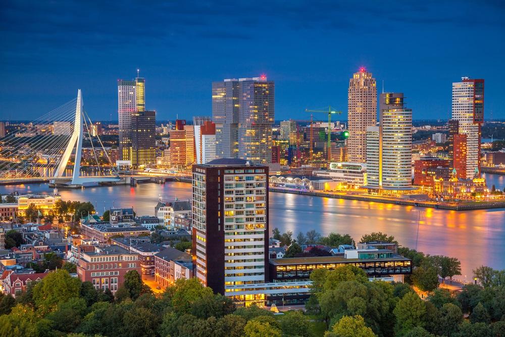 Rotterdam oppaswerk