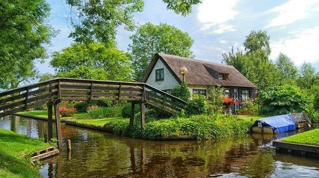 Giethoorn vakantie Nederland