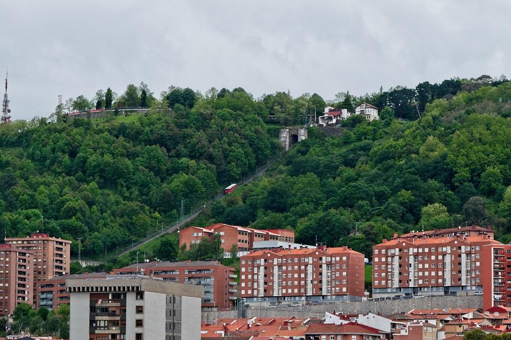 Mount Artxanda Bilbao