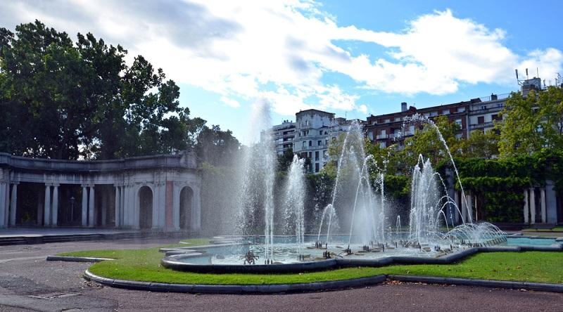 Parque Doña Casilda de Iturrizar