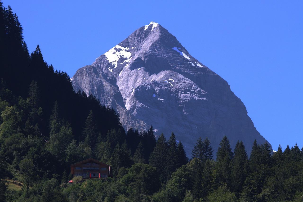 Meiringen Zwitserland