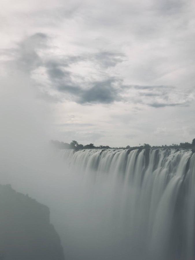 Victoria Falls Botswana